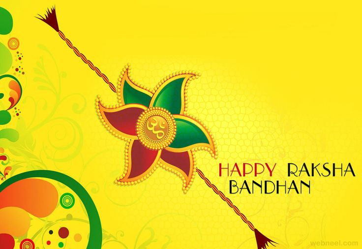 Happy Raksha Bandhan Messages, Wishes, Greetings, Images 2017