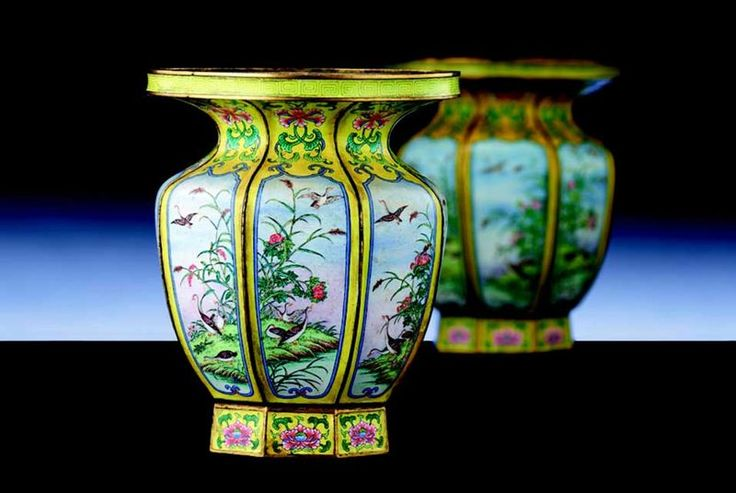 Christie's Presents Imperial Chinese Ceramics and Works of Art in Hong Kong - Eloge de l'Art par Alain Truong