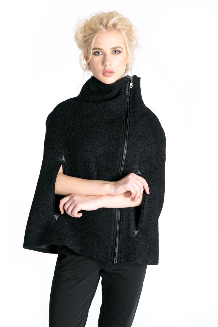 #blackcardigan #autumn # must   http://www.bluzat.ro/produs/capa-fermoar/