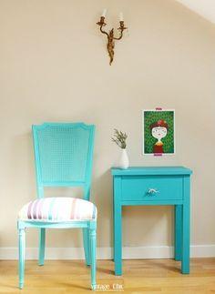 Las 25 mejores ideas sobre sillas de pintura de tiza en for Como pintar muebles a la tiza