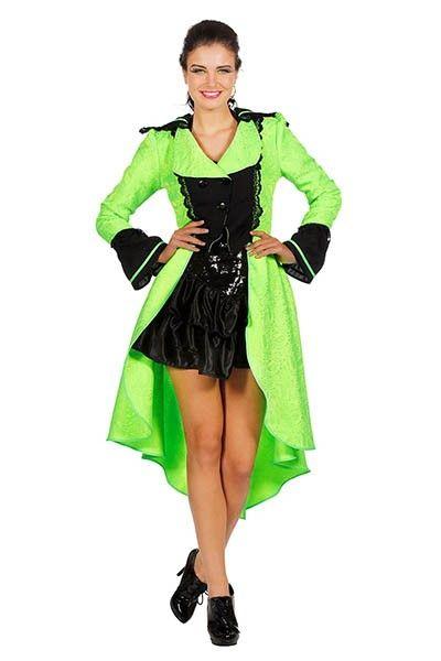 Luxe damesjas neon-groen | PW Hoofs