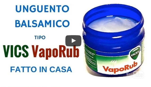 Usi spesso Vics VapoRub o un unguento balsamico simile?Ecco come puoi farlo in casa.VIDEO http://jedasupport.altervista.org/blog/sanita/salute-sanita/rimedi-naturali/unguento-balsamico-farlo-in-casa-vics/