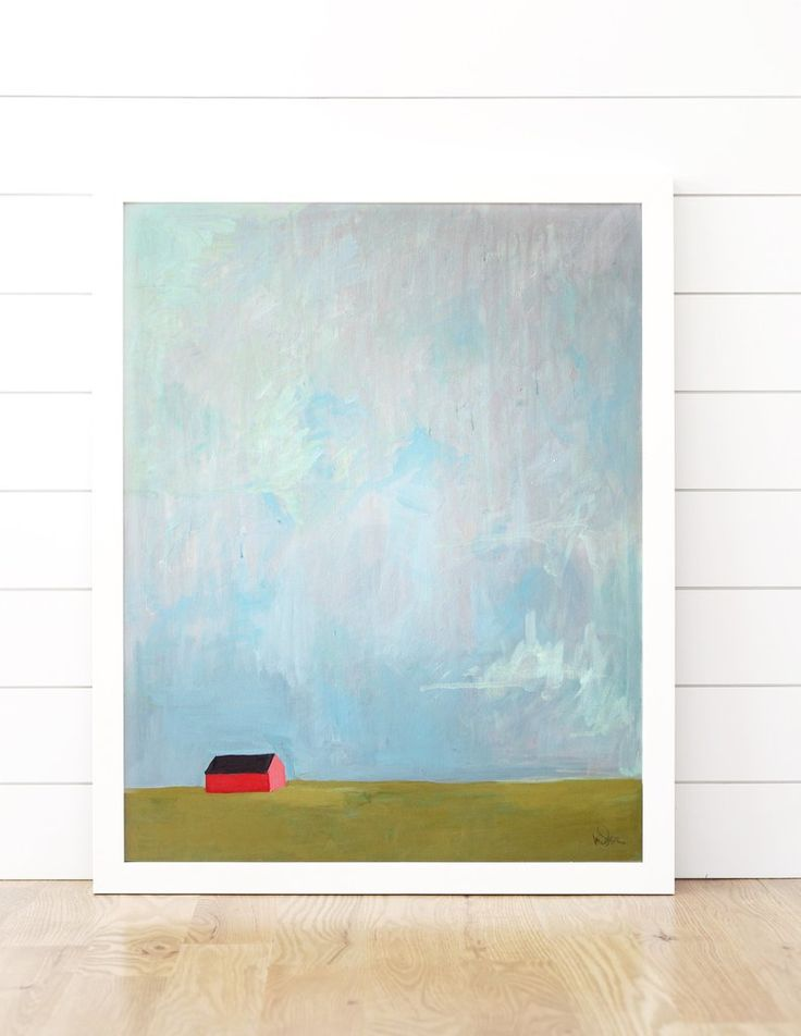 Modern Farmhouse Painting..so motivating to look for work or restart career facing past trauma of on the job harassment only to continue at any job that might be offered