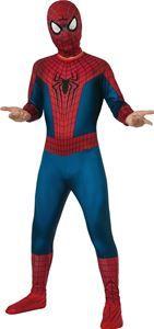 Amazing Spider-Man Jumpsuit Child Costume #spiderman #halloween #costumes #halloweencostumes #marvel #spidermancostumes