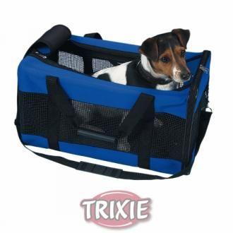 Bolso para perros TRIXIE Jamia Neopreno Azul : Producto de Transporte y viaje con perros. Indicado para: Perros de todas las razas según tamaños y medidas