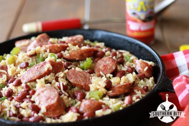 **Made this--very good!! Red Beans and Rice 2