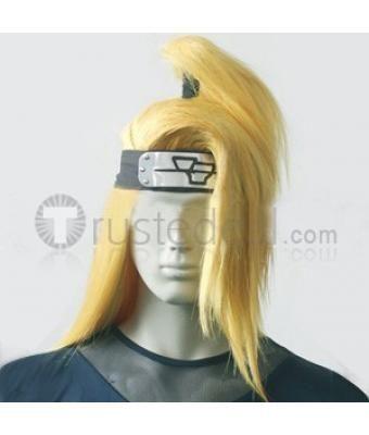 Naruto Golden Deidara Cosplay Wig $45.99 - Anime Cosplay, Naruto Shippuden