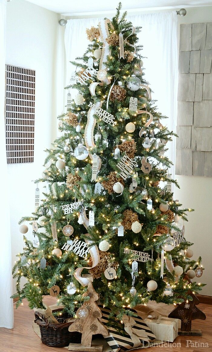 Decorating with Balsam Hill\'s Silver and Gold Theme | White spruce ...