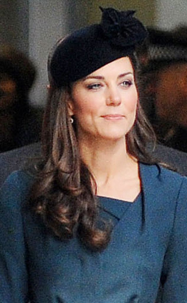 LBB from Duchess Catherine's Hats & Fascinators Behold: The little black beret.