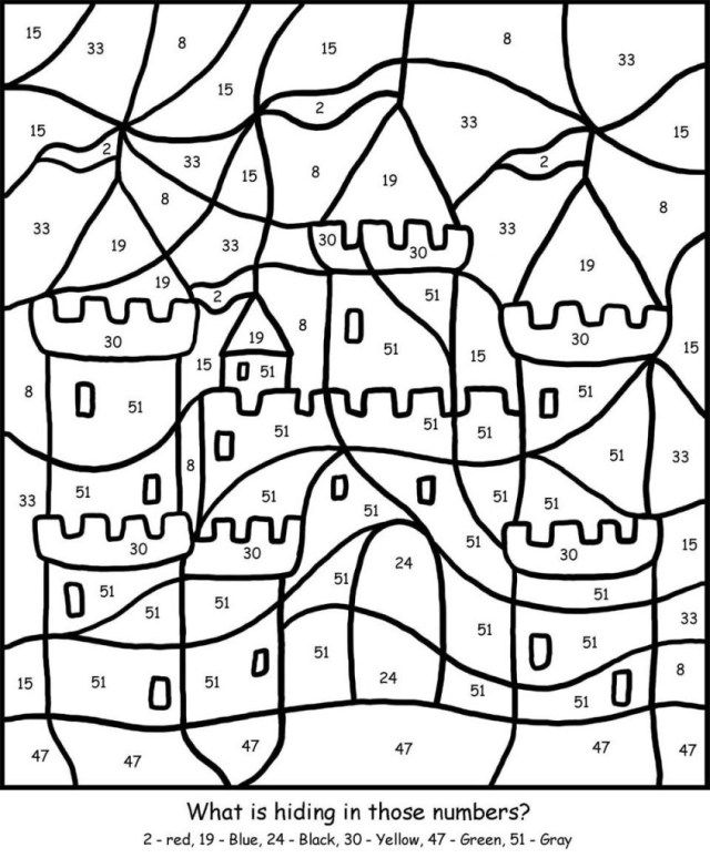 21 Amazing Image Of Print Coloring Pages Color By Numbers