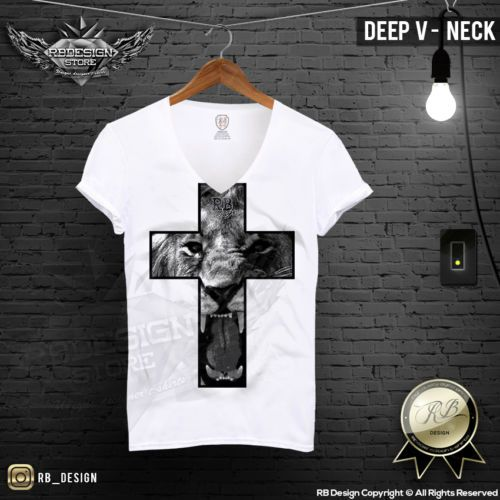 Men's Angry Lion T-shirt Designer Festival High Dope Swag Stars Roar Top MD561