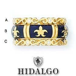 Hidalgo Jewelry Swirling...