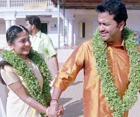 Sameepam Indrajith Married To Poornima
