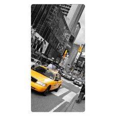 Taxi New Yorkban falikép