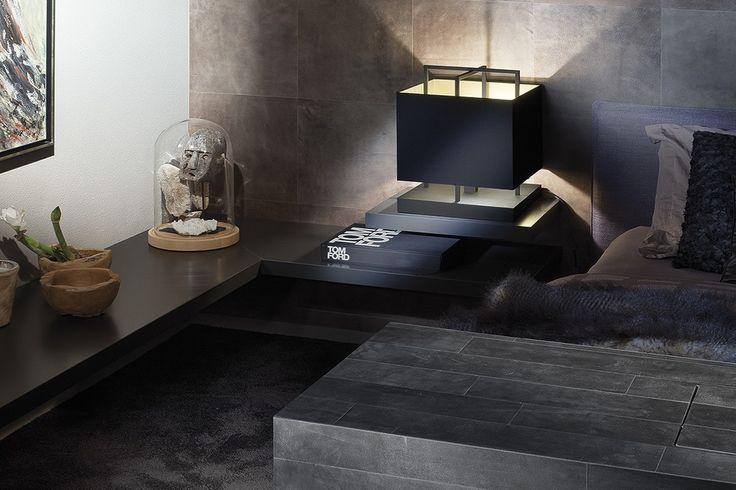 Leerbehang ALPHENBERG Leather (Lederbehang papier) - Luxury By Nature