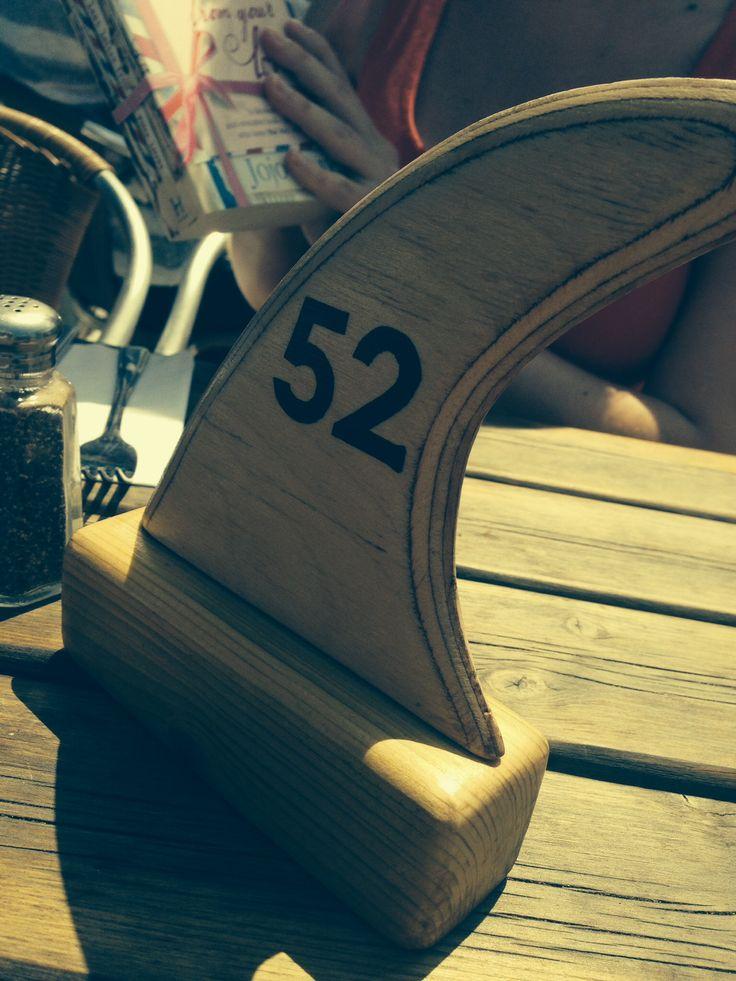 Blue Bar , Porthtowan - lunch out