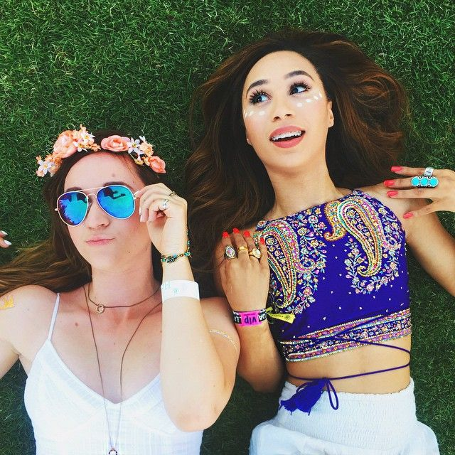 "READ:These amazing YouTuber's names are Alisha Marie (AlishaMarie) and Eva Marisol (MyLifeAsEva). Bethany Mota (MacBarbie07) used to be my favorite YouTuber. But now it is Alisha and Eva. Honestly, don't like Beth as much anymore. Now that she's a ""celebrity"" she doesn't post anymore videos. She doesn't take time to thank the people who MADE her a celebrity (us). I get that she's busy, but YouTuber's like Alisha and Eva are busy, but they still post videos almost WEEKLY! Comment, do you guys…"