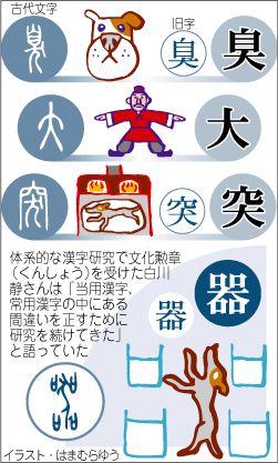 漢字物語(6)「器」 いけにえの犬でお祓い : 47スクール - 47NEWS(よんななニュース)