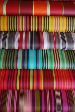 Basque Country typical stripes