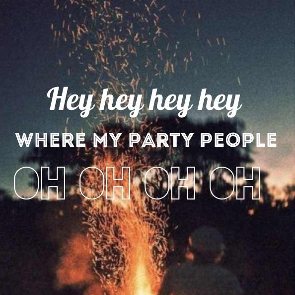 Party People :) Florida Georgia Line :)