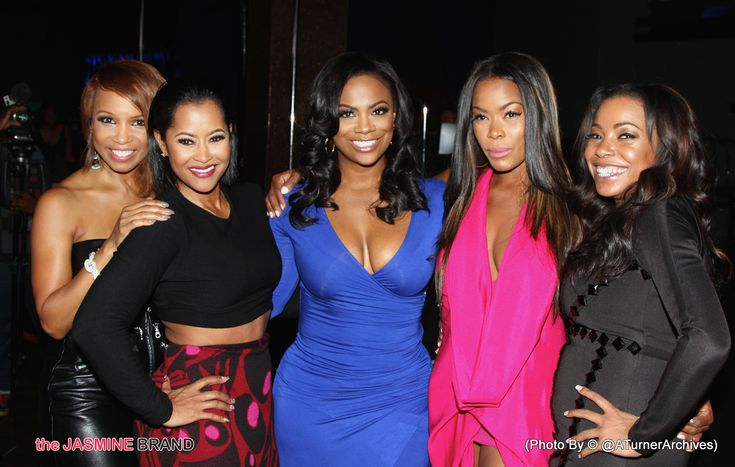 Golden Brooks Hollywood Divas | Hollywood Divas Premiere Party: Elise Neal, Lisa Wu, Countess Vaughn ...