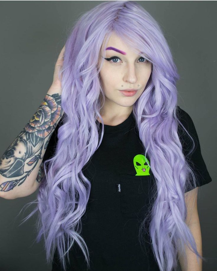 Lilac Sky @drexlash looks like a mega babe  #lushwigslilacsky #lushwigs Who wants to see Lilac Sky come back into stock?  Lushwigs.com