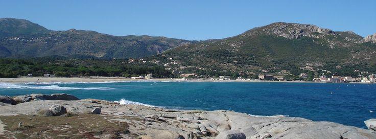 Camping A Marina - Calvi Corse, à Aregno en Balagne