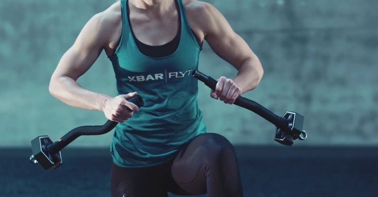 XBAR | FLYT – The world's most versatile and travel-friendly personal fitness system