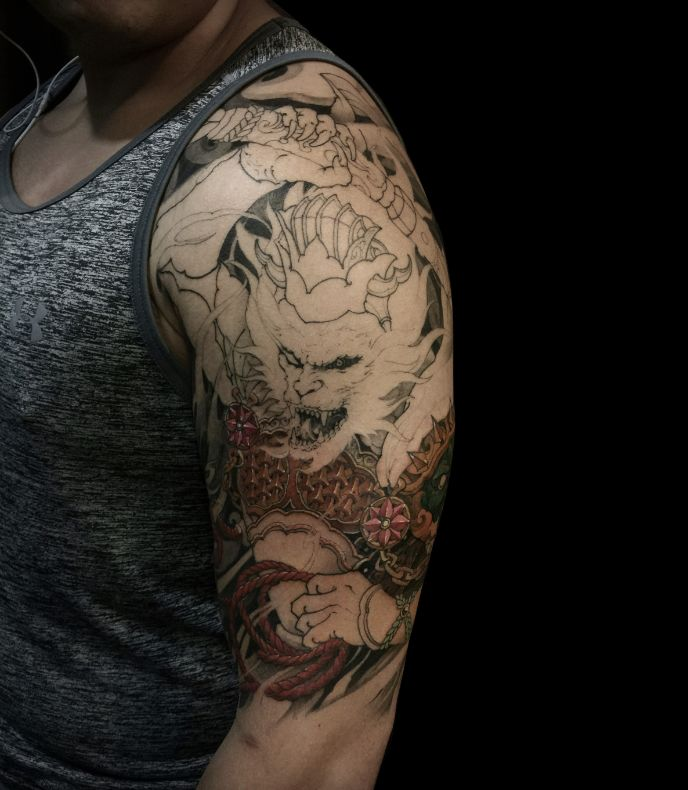 17 Best images about tattoo on Pinterest | Ink, Japanese ...