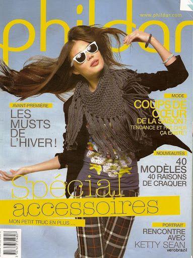 Phildar 024 - Accessoire