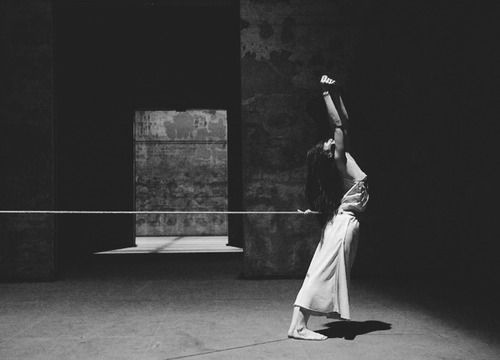 Your fragility is also your strength - Pina Bausch