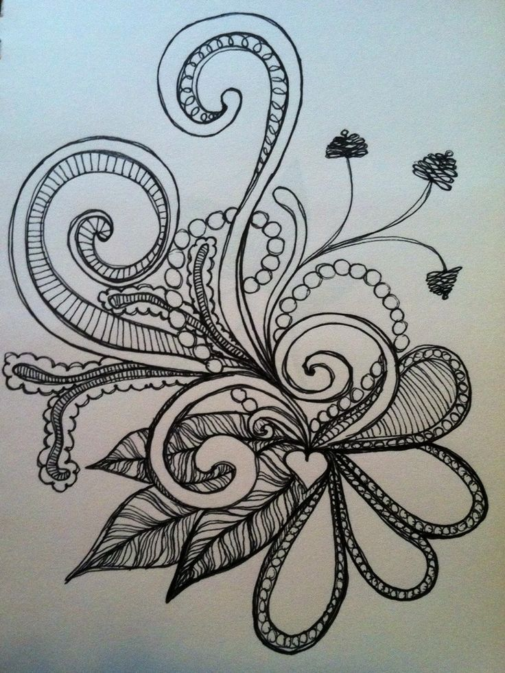 17 best ideas about random doodles on pinterest doodle for Random sketch ideas
