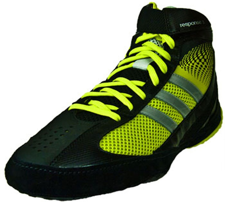 Adidas Response Youth Wrestling Shoes