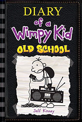 Diary of a Wimpy Kid: Old School - Jeff Kinney. Shopswell | Shopping smarter together.™