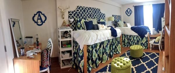Cutest dorm ever!!! @ TCU