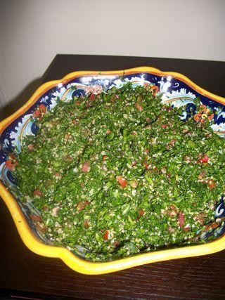 The Joys of Parsley: Tabouleh – You've Got To Taste This | MyRecipes.com