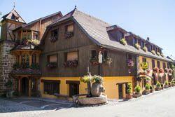 Auberge la Meunière, hôtel et restaurant à Thannenkirch en Alsace