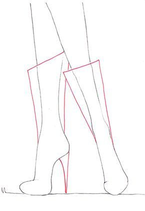 how to draw fashion hands