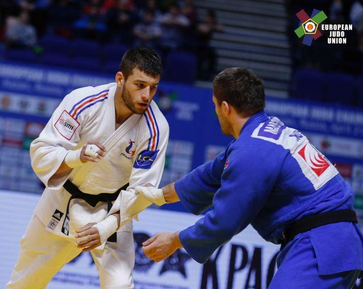 Alexandre Iddir (FRA) - European Championships Kazan (2016, RUS) - © Carlos Ferreira - EJU, European Judo Union