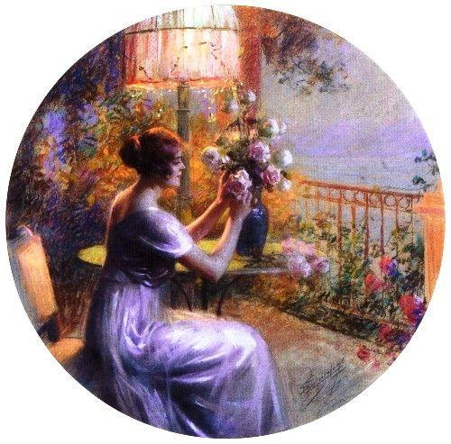 Delphin Enjolras (1857 - 1945) Франция