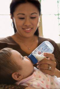 All About Formula Feeding