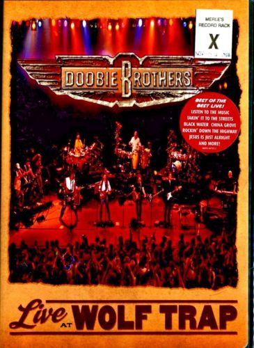 The-Doobie-Brothers-Live-at-Wolf-Trap-DVD-2004-FACTORY-SEALED-NEW-FREE-S-amp-H-US
