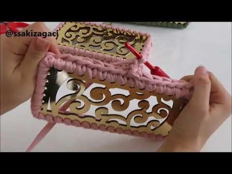 Fıstık Model Çanta Yapımı Part 4 – YouTube