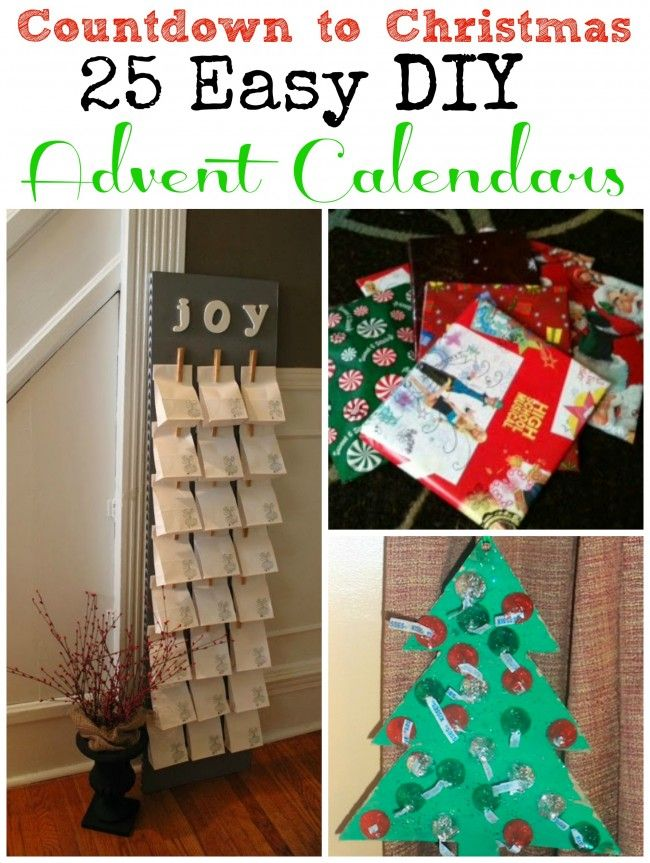 Diy Calendar Nz : Best images about christmas and winter crafts on