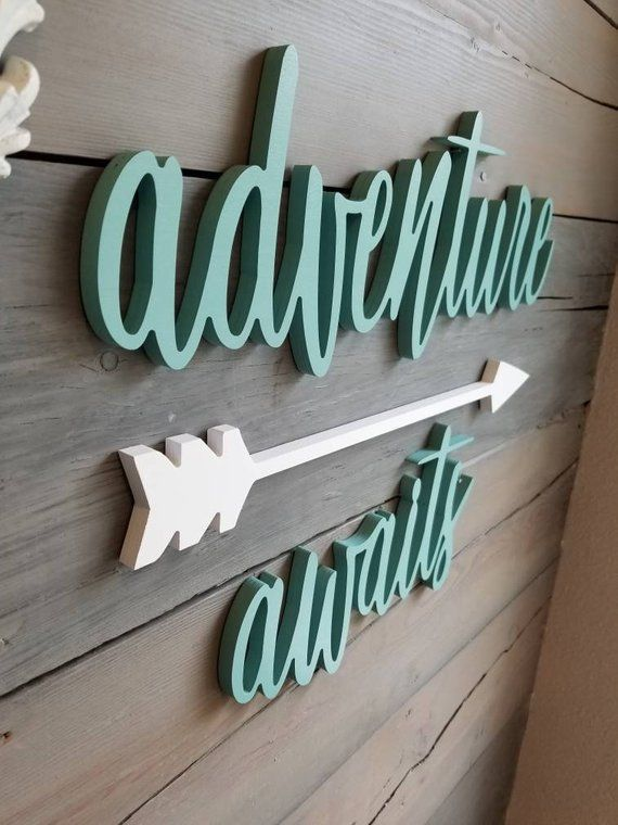 Home Signs Wooden Wall Art