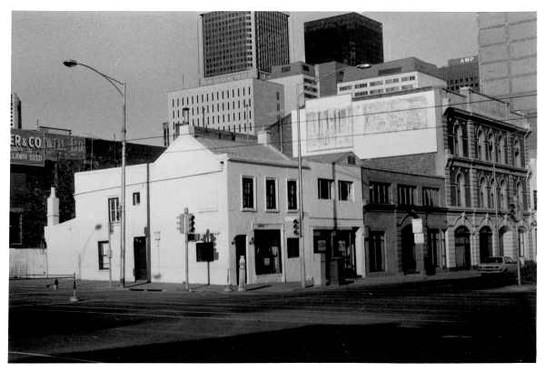 Russell House 330 King Street in 1981