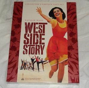 West Side Story Collector's Edition Gift Box Set Natalie Wood | eBay