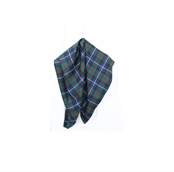 Check out this item in my Etsy shop https://www.etsy.com/ca/listing/248470739/blanket-scarf-plaid-scarf-cozy-scarf