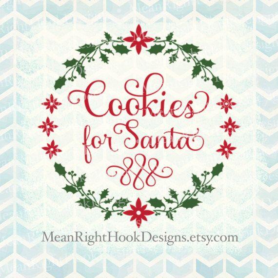25 Unique Cookies For Santa Plate Ideas On Pinterest