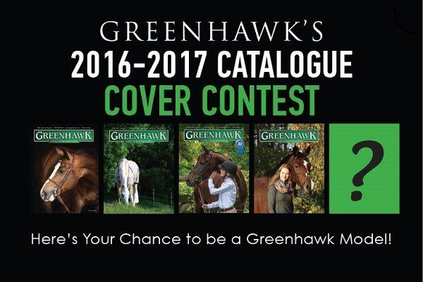 Greenhawk Harness & Equestrian Supplies - Catalogue Cover Contest!